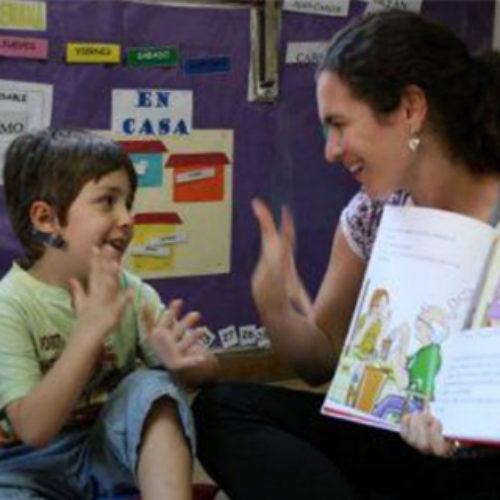 Comienza taller de estrategias y recursos para abordaje de lengua escrita en inclusión de estudiantes con discapacidad auditiva