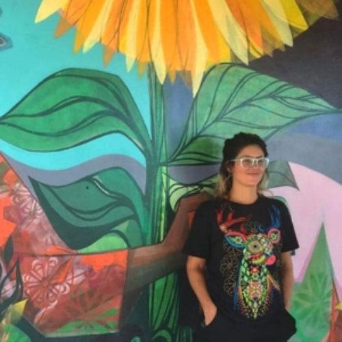 Clínica de muralismo y Arte Urbano, la prometedora propuesta del instituto para sus estudiantes y docentes